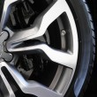 Stock fotografie: Sports rim and tire