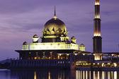 Mezquita de putrajaya — Foto de Stock