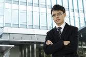 Executivo de negócios — Foto Stock