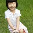 Stock Photo: Little girl