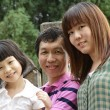 Asian family — Stock Photo #3558518