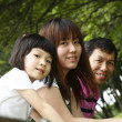 Stock Photo: Asifamily