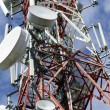 Telecommunications tower — Stock Photo #3601427