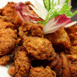 Fried chicken — Foto de Stock