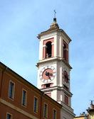 Dzwonnica w nicei, francja — Zdjęcie stockowe