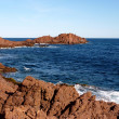 Esterel massif, France — Stock Photo #3256788