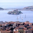 If castle, Marseilles, France — Stock Photo