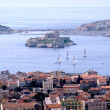 If castle, Marseilles, France — Stock Photo #3256832