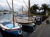 Sanary-sur-mer port, France — Stock Photo