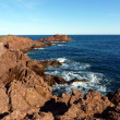 Esterel massif, France — Stock Photo