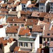 Roofs at Marseilles, France — Stock Photo