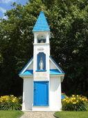 绿色小教堂 — 图库照片