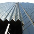 Skysraper with angles, Toronto, Canada - Stock Photo