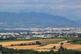Geneva area, Switzerland — Foto de Stock