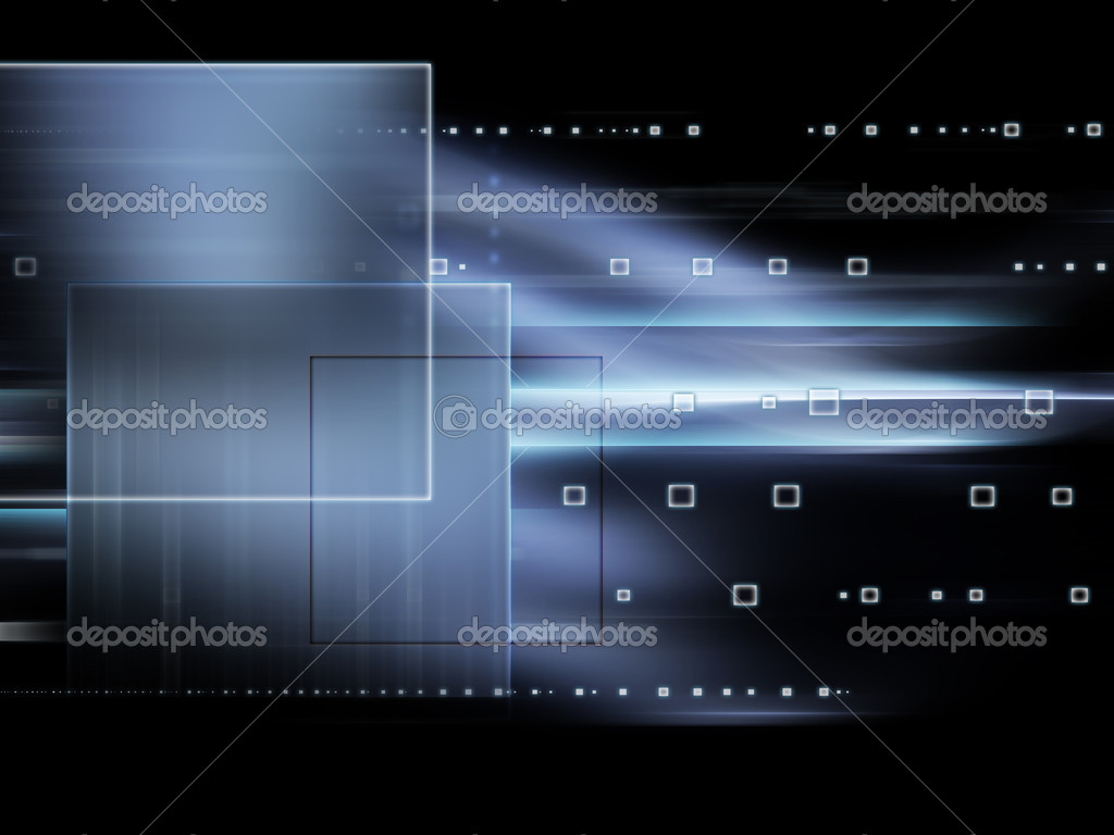 Futuristic technology abstract background for your projects — Stock Photo #3169020