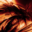 Liquid fire — Stock Photo
