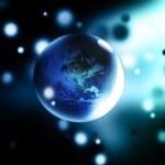 Abstract globe — Stock Photo #3438382