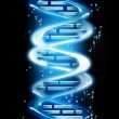 DNA — Stock Photo