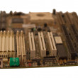 Royalty-Free Stock Photo: Motherboard