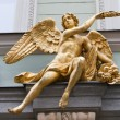 Stock Photo: Gold Angel