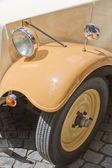 Vintage car — Stockfoto
