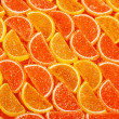 Marmalade background — Stock Photo
