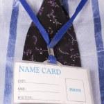 Name card — Stock Photo