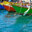 Anchored boats — Stock Photo #2860696