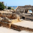 Roman amphitheater in Tarragona — Stock Photo