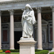 Stock Photo: Statue of St Paul