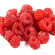 Raspberries; Objects on white background — Stock Photo #2889732