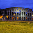 Colosseum, ancient Rome - Stock Photo
