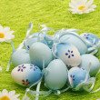 Colorful Easter Eggs — Stock Photo #3052496