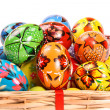 Couple of colorful Easter Eggs — Stock Photo #3052651