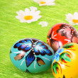 colorful easter eggs — Stock Photo #3052705