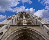 Gothic Architecture - Cathedral — Stock Photo