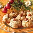 Nut cookies — Stock Photo #3170114