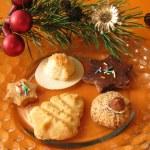 Christmas cookies - Weihnachtsplätzchen — Stock Photo #3170140