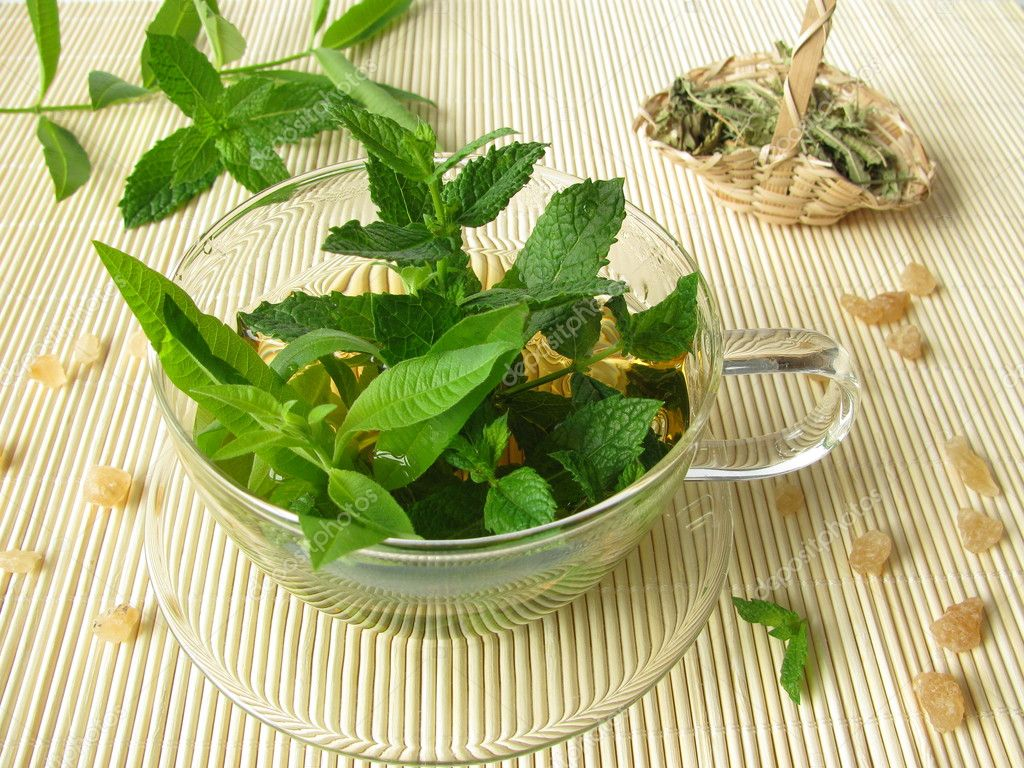 butter lemon verbena lemon verbena mint herb tea herbal tea with lemon ...