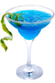 Blue Margarita — Stock Photo
