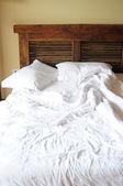 Bedding. Isolated — Stock Photo