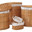 Stock Photo: Baskets.