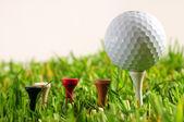 Golf ball. — Stock Photo