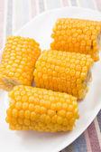 Mazorcas de maíz — Foto de Stock