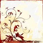 Floral grunge design — Stock Photo #2899914