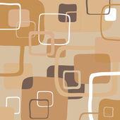 Round squares tiles — Stock Photo