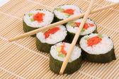 Sushi maki — Stock Photo