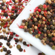 Stock Photo: Mixture of colorful pepper