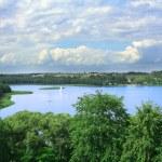 View on a lake — Stock Photo #3679732