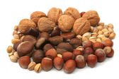 Nuts2 — Stock Photo